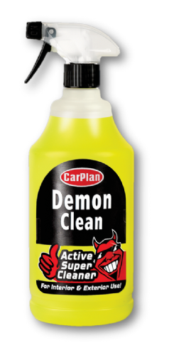 Demon clean  interior/exterior  (1L)  spray trigger